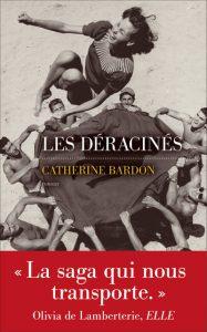 Couverture photo historique du roman Les déracinés